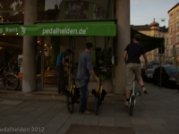 2. Streetstepper & Tandem-Night in München