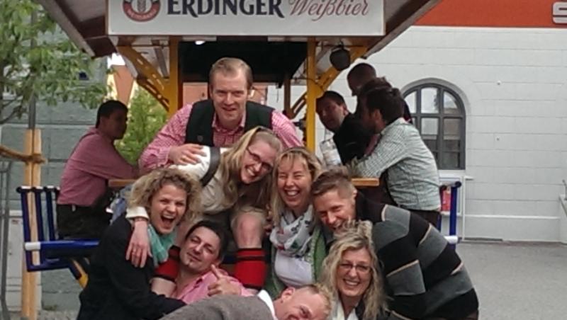 BierBike-Gruppe