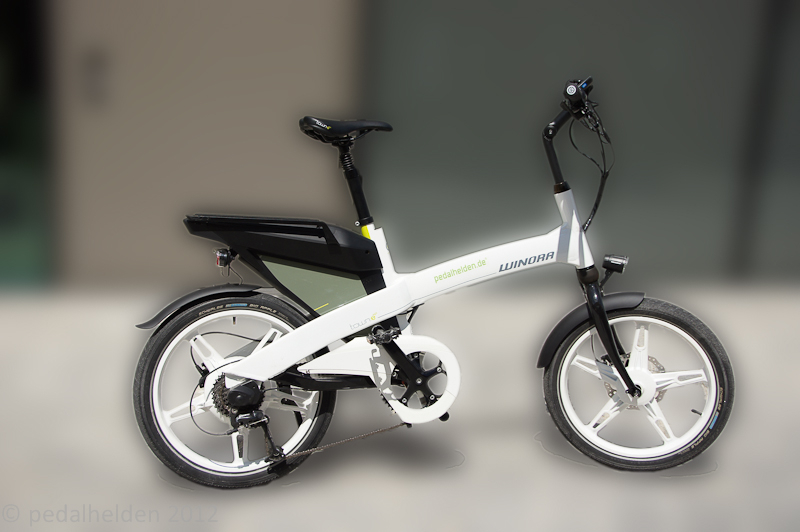 winora e bike die pedalhelden rikschas co in m nchen. Black Bedroom Furniture Sets. Home Design Ideas