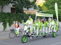 Das TENdem der Pedalhelden in München