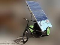 Solar Sound Bike