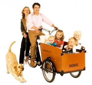 rent a Baboo Bike in München