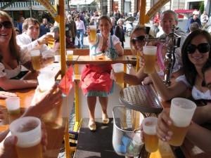 BierBike in München und Umgebung