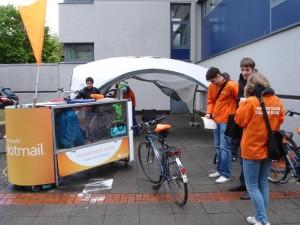Radlwaschanlage - BikeWash