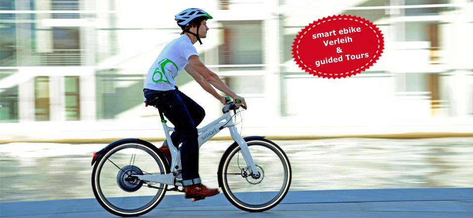 smart ebike, pedelec tour münchen